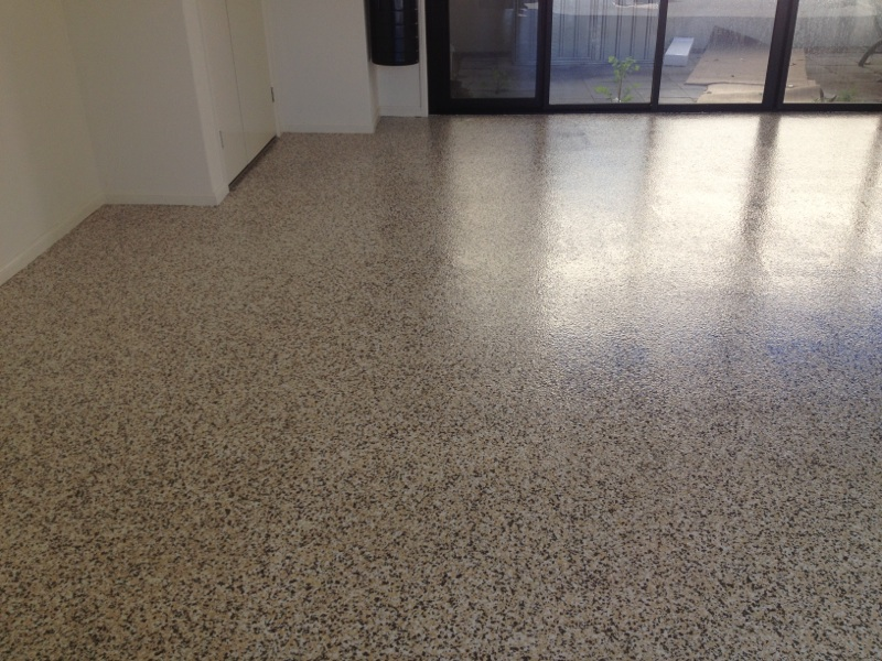 Installed Epoxy Flooring In Brisbane 2