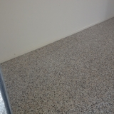 Installed epoxy flooring in Brisbane