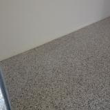 Installed epoxy flooring in Brisbane