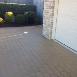 Brick stencil driveway - Brisbane 3