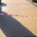 Brick stencil driveway - Brisbane